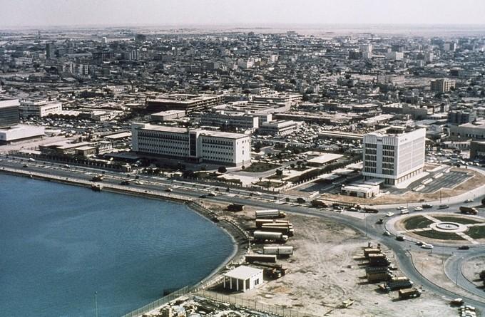 Qatar giàu lên nhanh chóng như thế nào - ảnh 16