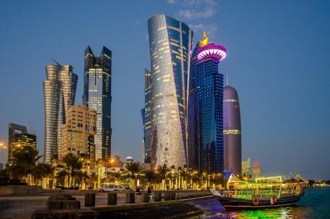 Qatar giàu lên nhanh chóng như thế nào - ảnh 17