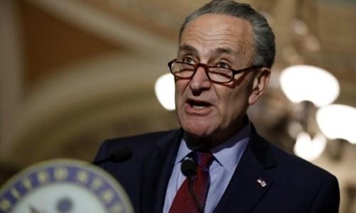 Thượng nghị sĩ Chuck Schumer. Ảnh:Reuters.