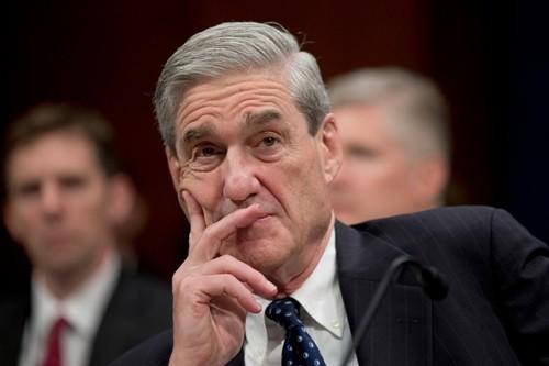 Cố vấn đặc biệt Robert Mueller. Ảnh:NYTimes