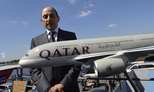 CEO Qatar Airways chỉ trích Mỹ đổ thêm dầu vào lửa - ảnh 1