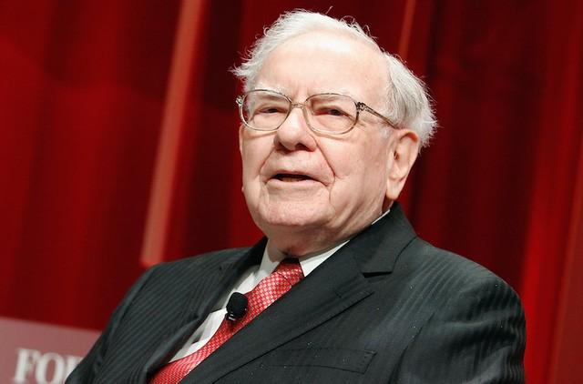 Tỷ phú Warren Buffett, Giám đốc điều hành Tập đoàn Berkshire Hathaway, người giàu thứ hai trên thế giới hiện nay. (Nguồn: Getty Images)
