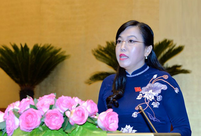 Toàn cảnh Bộ trưởng Bộ NN&PTNT Nguyễn Xuân Cường trả lời chất vấn - ảnh 2
