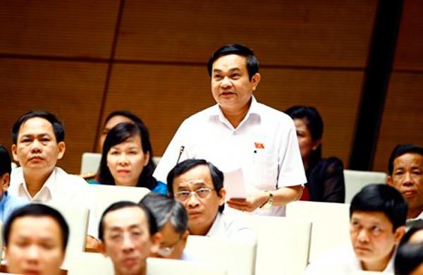 Toàn cảnh Bộ trưởng Bộ NN&PTNT Nguyễn Xuân Cường trả lời chất vấn - ảnh 4