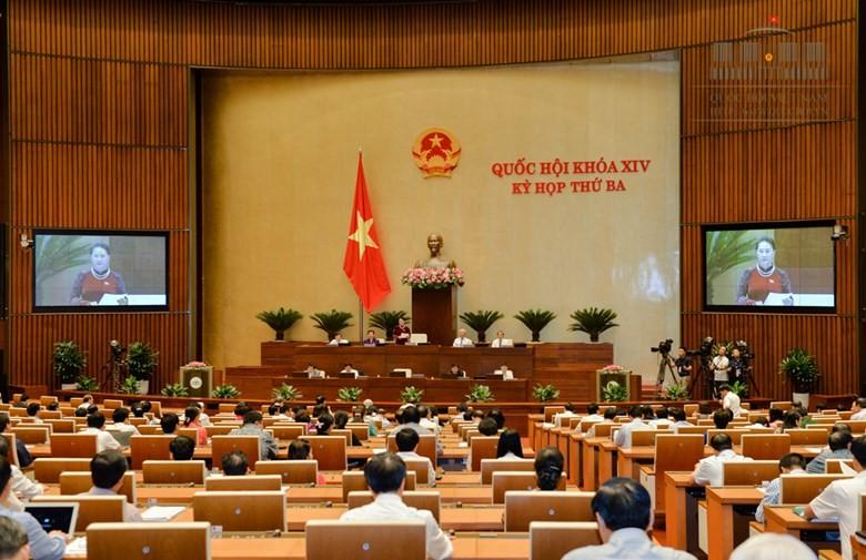 Toàn cảnh Bộ trưởng Bộ NN&PTNT Nguyễn Xuân Cường trả lời chất vấn - ảnh 7