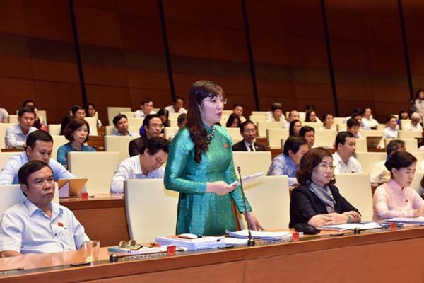 Toàn cảnh Bộ trưởng Bộ NN&PTNT Nguyễn Xuân Cường trả lời chất vấn - ảnh 9