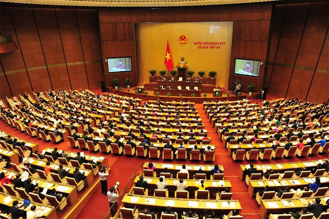 Toàn cảnh Bộ trưởng Bộ NN&PTNT Nguyễn Xuân Cường trả lời chất vấn - ảnh 10