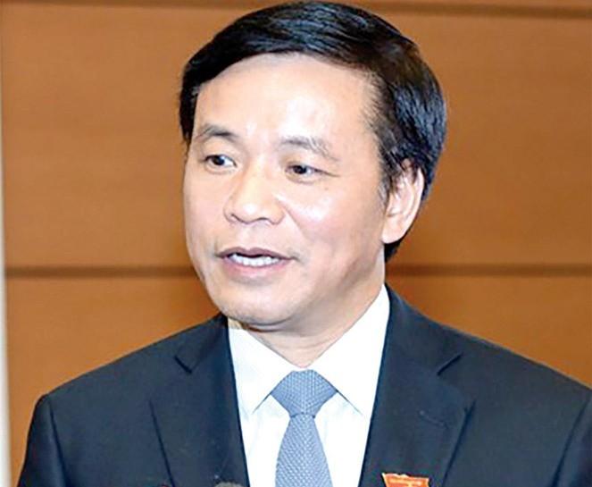 Toàn cảnh Bộ trưởng Bộ NN&PTNT Nguyễn Xuân Cường trả lời chất vấn - ảnh 11