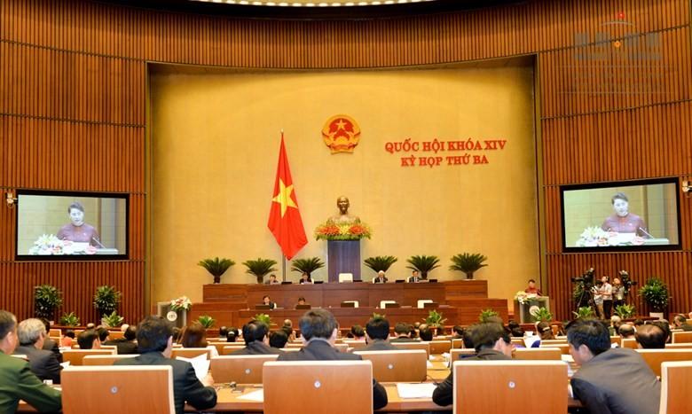 Toàn cảnh Bộ trưởng Bộ NN&PTNT Nguyễn Xuân Cường trả lời chất vấn - ảnh 13