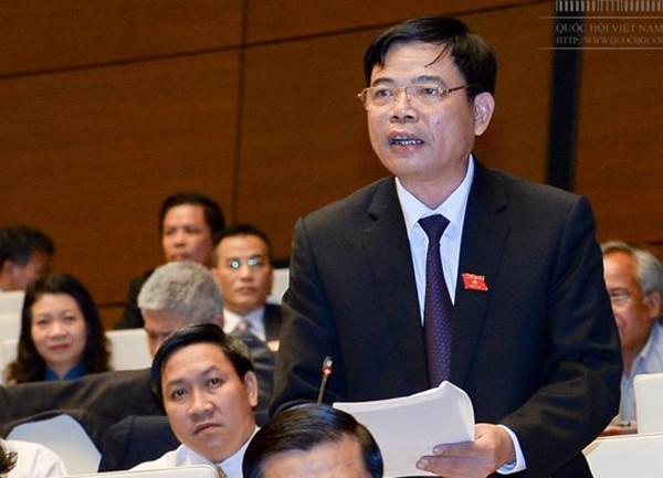 Toàn cảnh Bộ trưởng Bộ NN&PTNT Nguyễn Xuân Cường trả lời chất vấn - ảnh 14