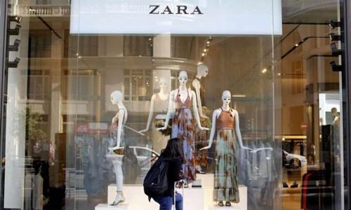 Một cửa hàng của Zara tại Madrid (Tây Ban Nha). Ảnh:Reuters
