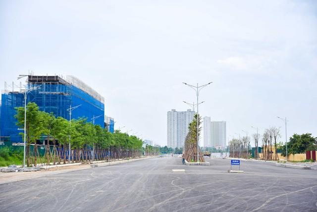 Toàn cảnh tuyến đường nghìn tỷ đang gấp rút hoàn thành tại Hà Nội - ảnh 2