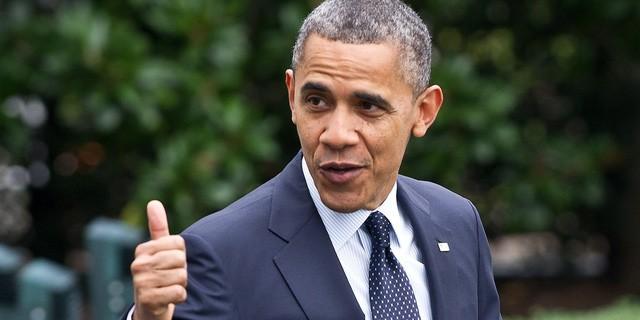 Cựu tổng thống Mỹ Barack Obama. (Ảnh: Reuters)