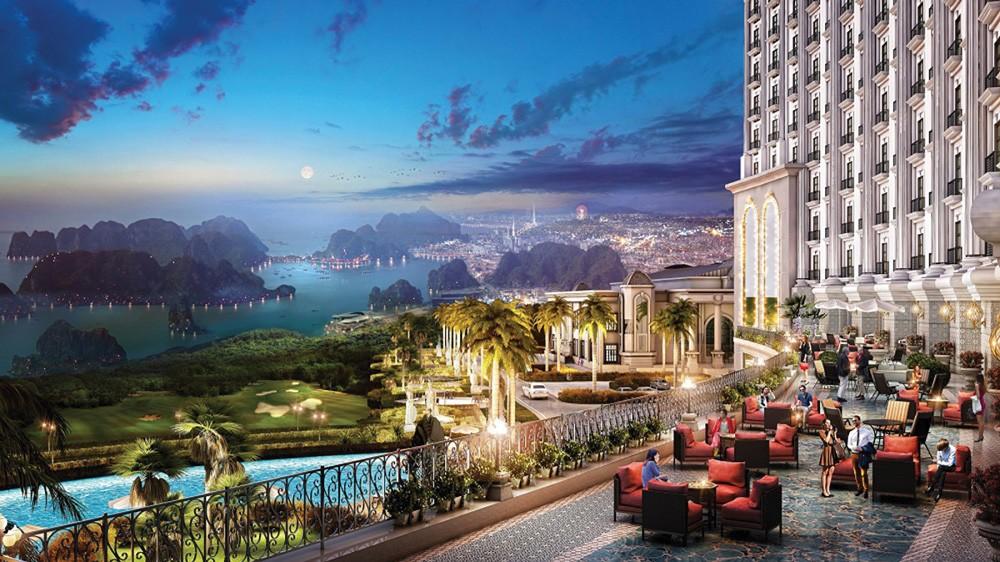 FLC Grand Hotel Hạ Long, điểm sáng mới trên thị trường condotel - ảnh 1