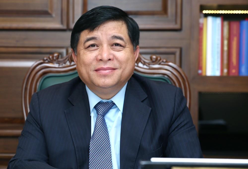 Thư chúc mừng Báo Đấu thầu của Bộ trưởng Bộ Kế hoạch và Đầu tư - ảnh 1