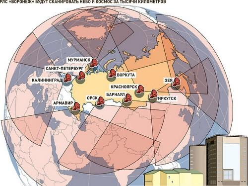 Radar Nga có thể phát hiện máy bay tàng hình từ 4.000 km - ảnh 1