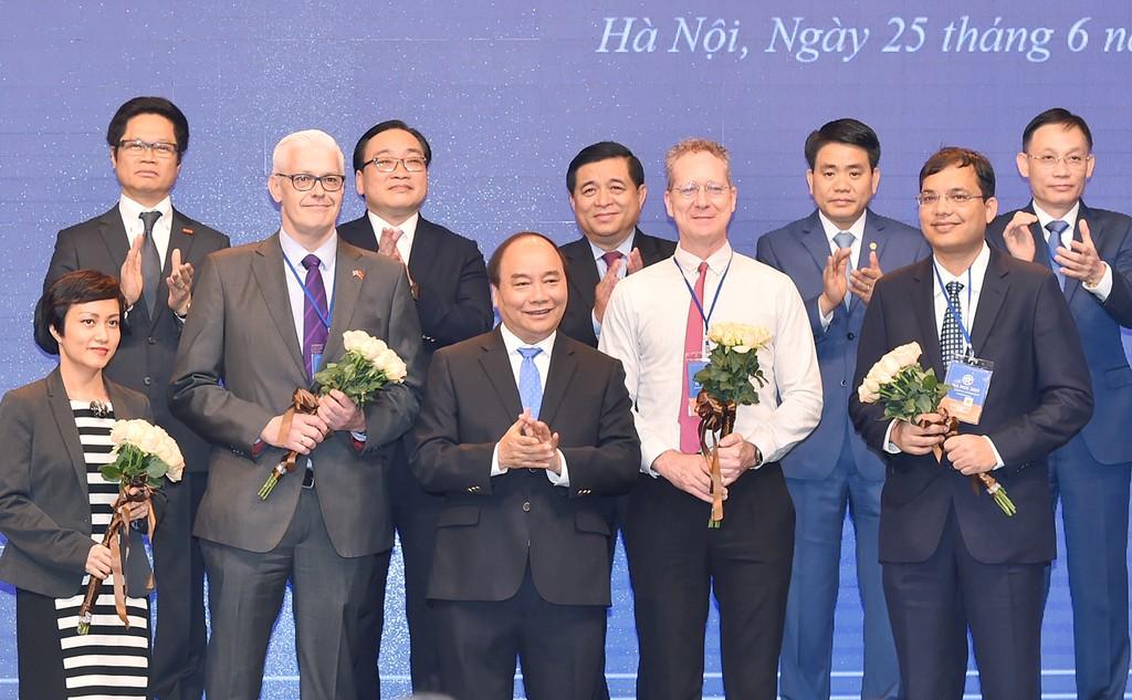 Thủ tướng biểu dương hành động kiến tạo của lãnh đạo Hà Nội - ảnh 1