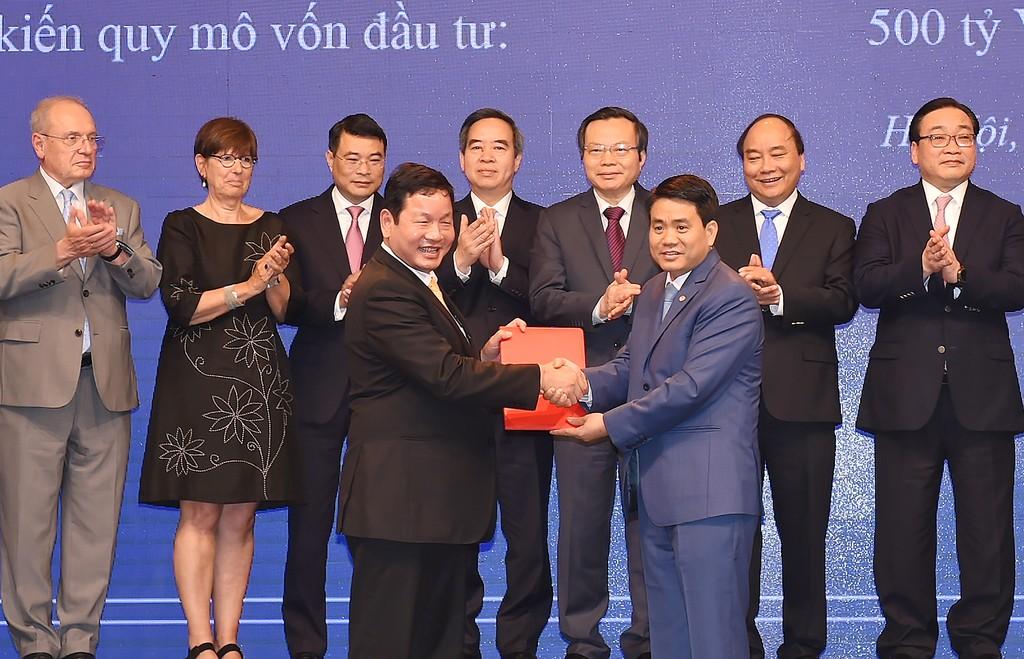 Thủ tướng biểu dương hành động kiến tạo của lãnh đạo Hà Nội - ảnh 3