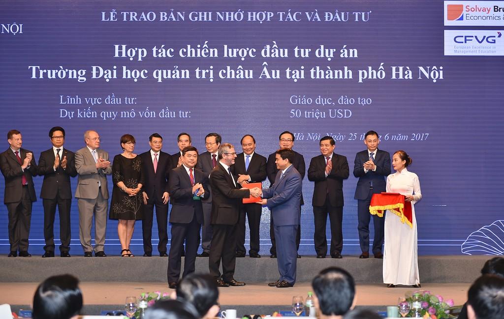 Thủ tướng biểu dương hành động kiến tạo của lãnh đạo Hà Nội - ảnh 4