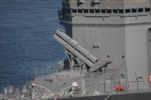 Nhật thử tên lửa diệt hạm nhanh gấp ba lần âm thanh - ảnh 1