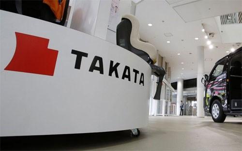 Takata phá sản do sức ép nợ nần quá lớn từ việc phải thu hồi hàng triệu túi khí ôtô - Ảnh: ABC.