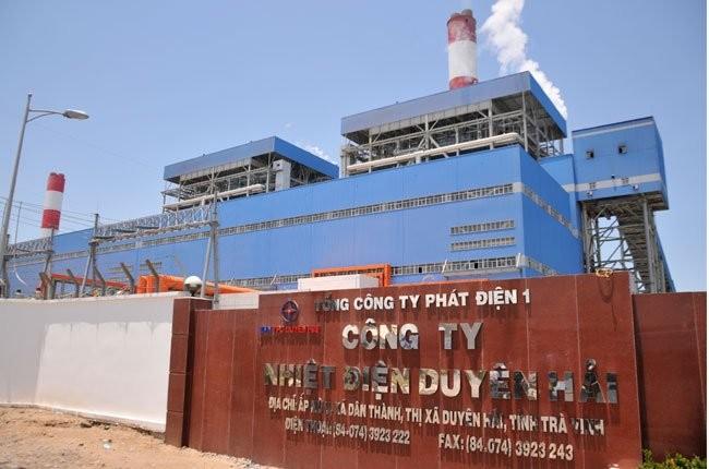 Nhà máy nhiệt điện Duyên Hải - Ảnh: Văn Nam