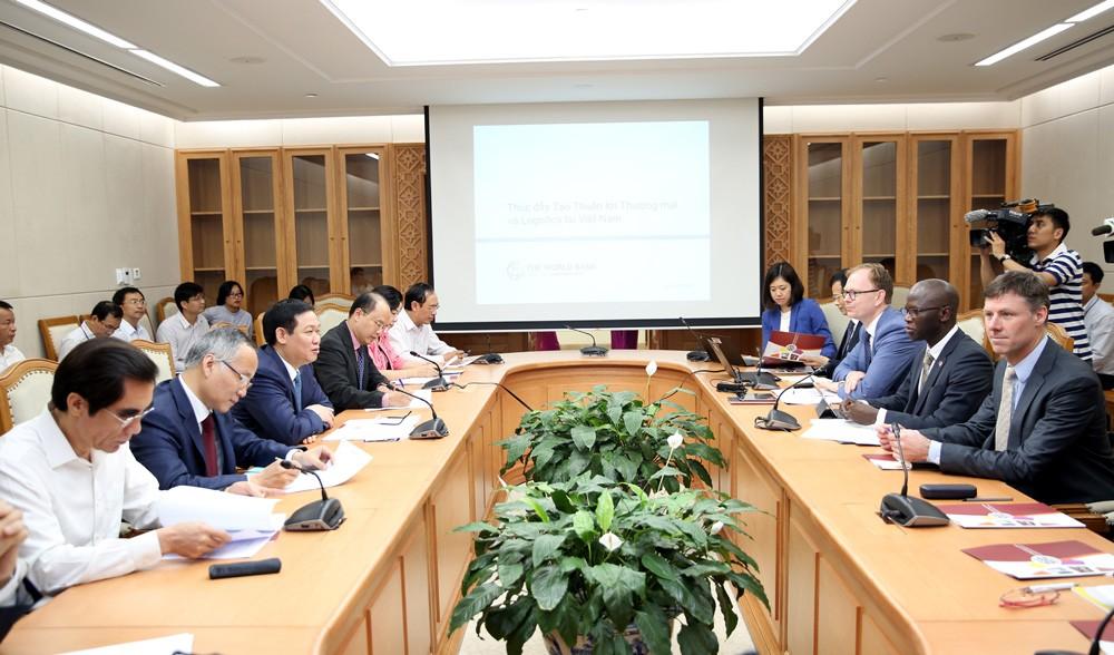 Chính phủ sẽ kêu gọi tự nhân tham gia hợp tác PPP ở cả việc phát triển hạ tầng và trong cả kiểm tra chuyên ngành hàng hóa xuất nhập khẩu