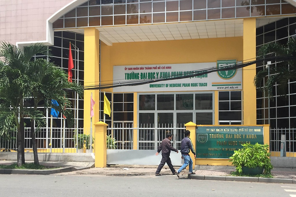 Dự án Đầu tư xây dựng Bệnh viện Đa khoa thực hành 500 giường Trường Đại học Y khoa Phạm Ngọc Thạch có tổng vốn đầu tư dự kiến là 2.000 tỷ đồng. Ảnh: Đoàn Xá