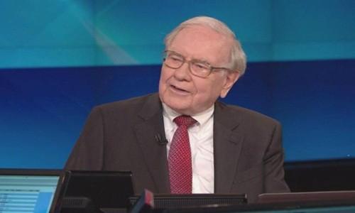 Warren Buffett trở nên giàu có nhờ đầu tư vào thị trường chứng khoán. Ảnh:World News