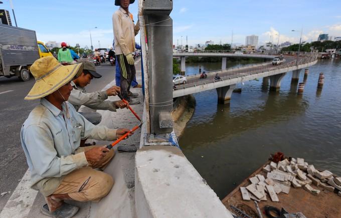 Nhánh cầu vượt chữ S nối đại lộ ở TP HCM xong trước 5 tháng - ảnh 8