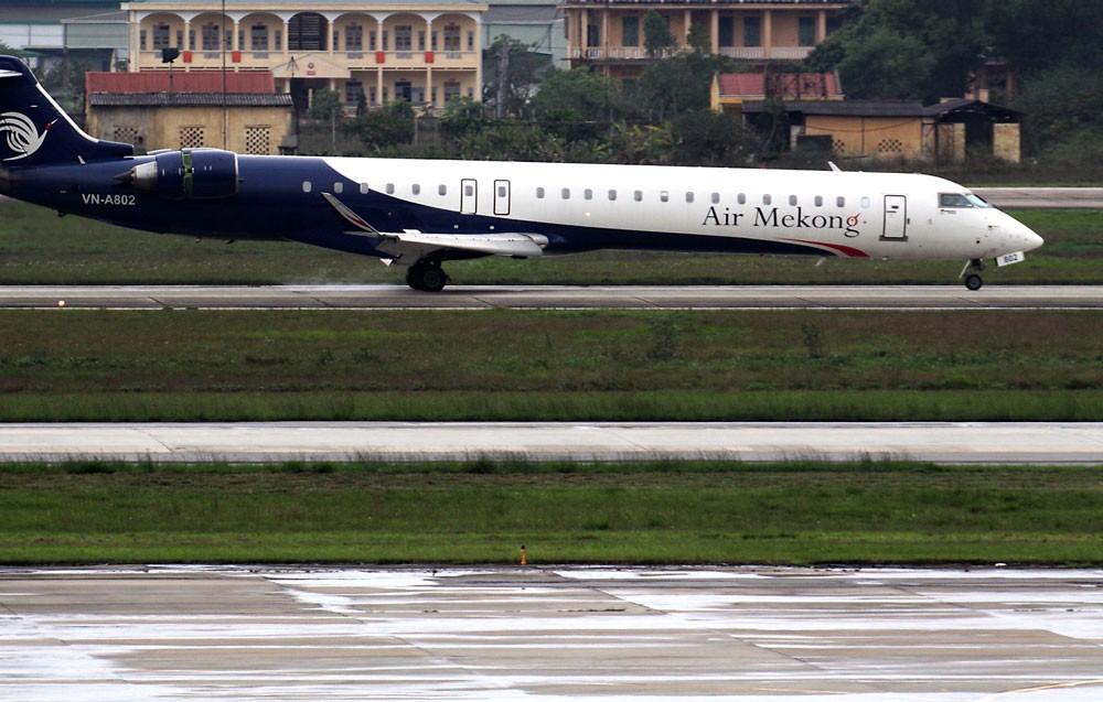 Air Mekong - con nợ lớn của ACV đã chính thức bị khai tử khỏi thị trường hàng không