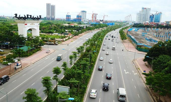 Năm tuyến đường hơn tỷ USD hiện đại nhất Thủ đô - ảnh 4