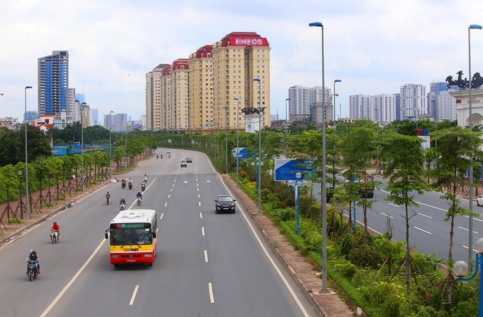 Năm tuyến đường hơn tỷ USD hiện đại nhất Thủ đô - ảnh 5