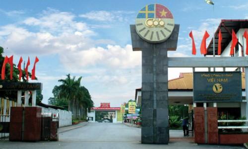 Tổng công ty Giấy Việt Nam thay Tổng giám đốc.