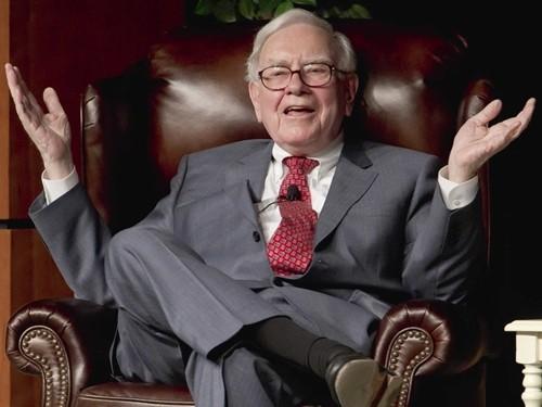 Warren Buffett đã tham gia đầu tư gần 80 năm qua. Ảnh:AP