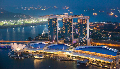 Singapore, một đại diện của Đông Nam Á, chiếm vị trí top 4 trong bảng xếp hạng các thành phố cạnh tranh nhất toàn cầu.