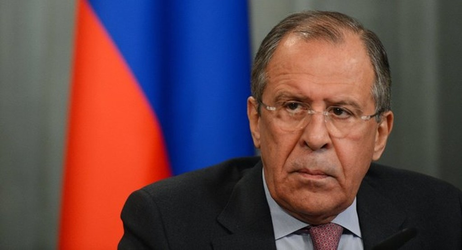 Ngoại trưởng Nga Sergey Lavrov. Nguồn: Sputnik)