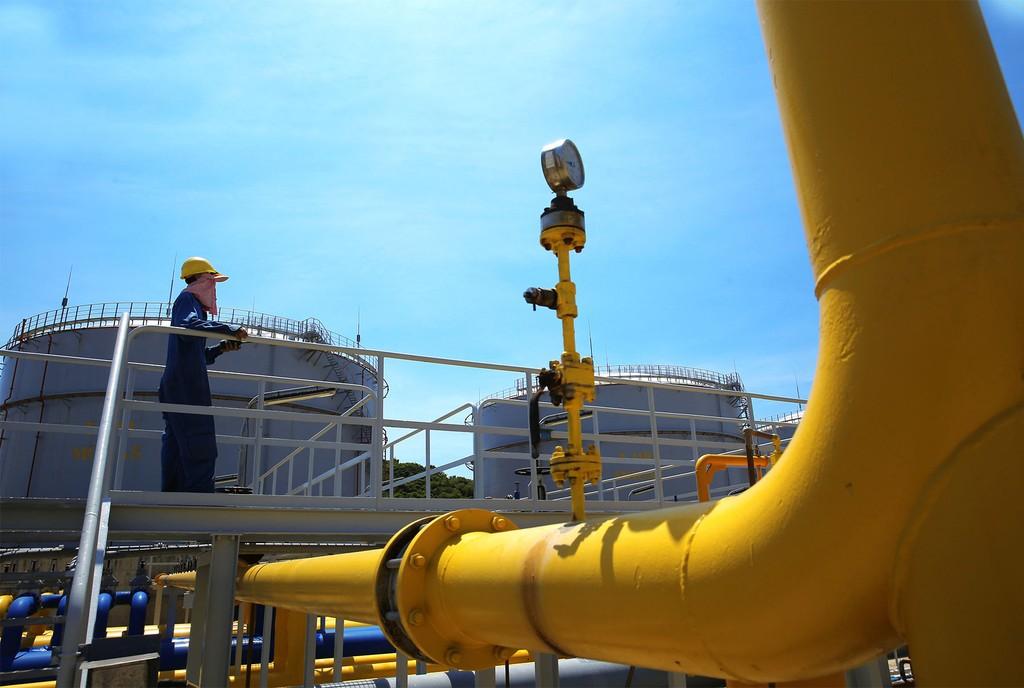 PV GAS hiện nắm giữ 99,9% vốn điều lệ của PV PIPE và 52,9% vốn điều lệ của PV COATING. Ảnh: Lê Tiên