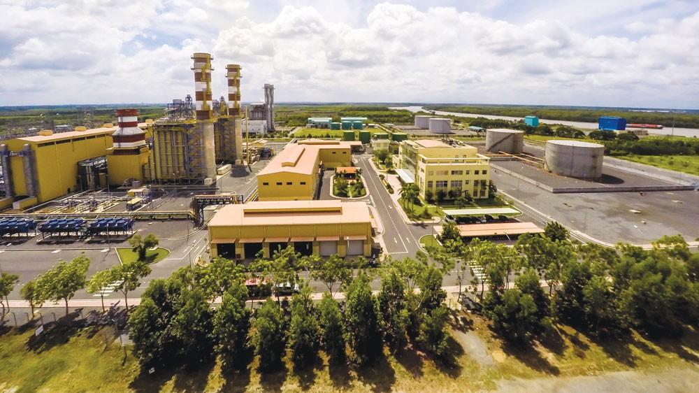 Nhà máy điện Nhơn Trạch 1