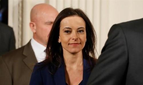 Bà Dina Powell. Ảnh:Reuters.