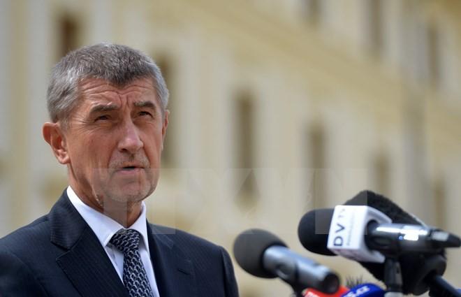 Tân Thủ tướng Séc Andrej Babis. (Nguồn: AFP/TTXVN)