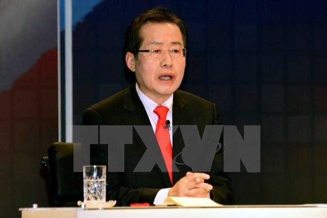 Ông Hong Joon-pyo. (Nguồn: EPA/TTXVN)