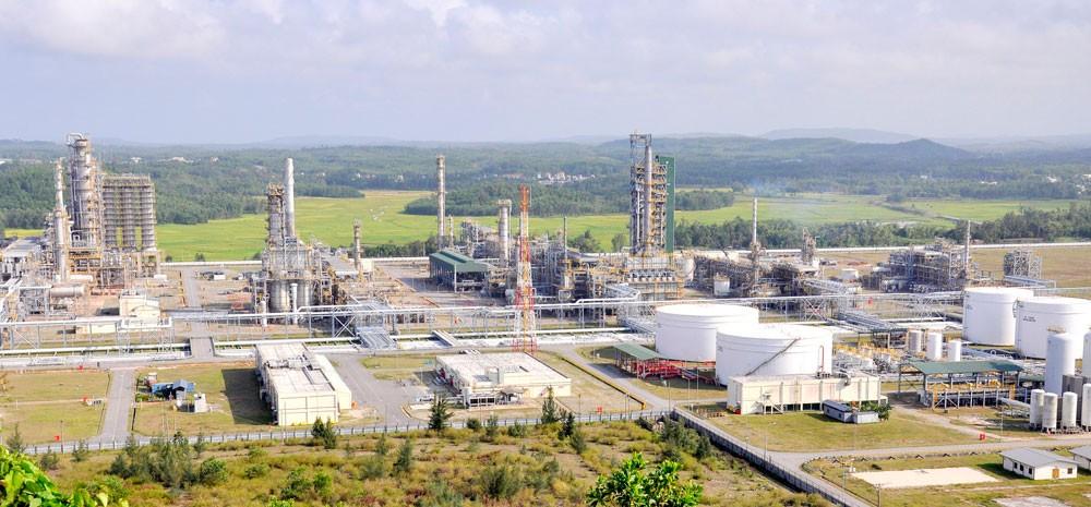 BSR đang quản lý, vận hành Nhà máy Lọc dầu Dung Quất, nơi sản xuất ra các sản phẩm sử dụng trong cuộc sống và sản xuất là mặt hàng xăng dầu