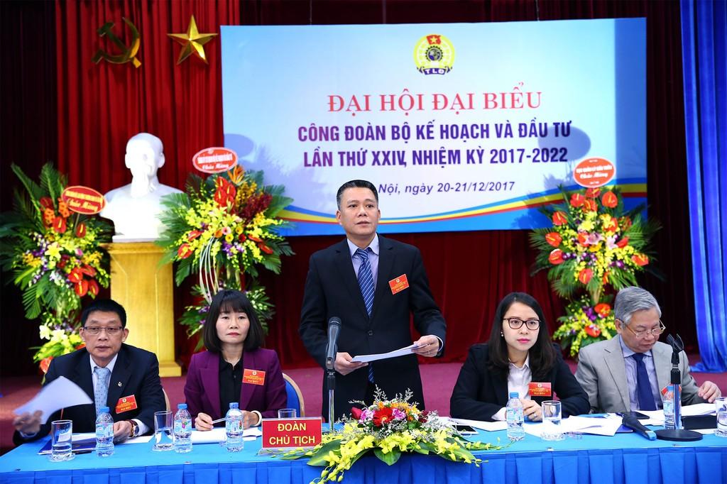 Công đoàn Bộ Kế hoạch và Đầu tư sẽ tiếp tục đổi mới nội dung, phương thức hoạt động hướng về cơ sở. Ảnh: Lê Tiên