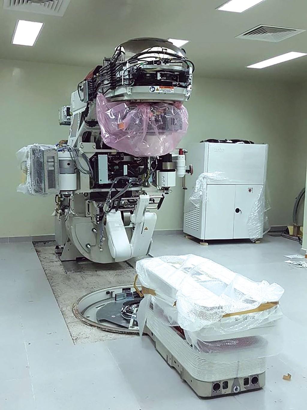 Rà soát việc đấu thầu 1 gói thầu tại  Bệnh viện Ung bướu TP.HCM - ảnh 1