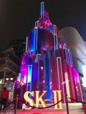 Giáng Sinh mang màu sắc thương mại ở Trung Quốc - ảnh 1