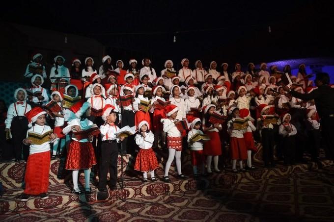 Thế giới tưng bừng đón Giáng sinh - ảnh 10