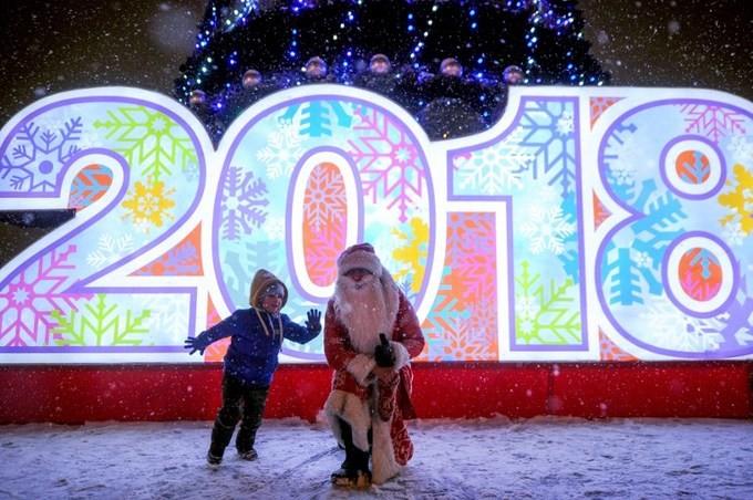 Thế giới tưng bừng đón Giáng sinh - ảnh 13