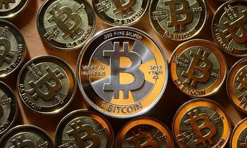 Bitcoin đã tăng giá 15 lần trong năm nay. Ảnh:Reuters