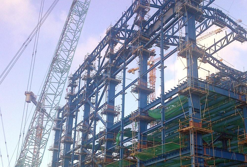 Dự án Đầu tư xây dựng Nhà máy Nhiệt điện Thái Bình 2 có tổng kinh phí thực hiện hơn 41.799 tỷ đồng. Ảnh: Thành Công